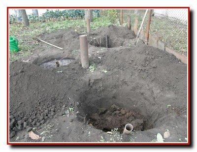 Закладка виноградников. Предпосадочная обработка почвы.