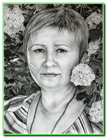 Портрет карандашом - для Вас!