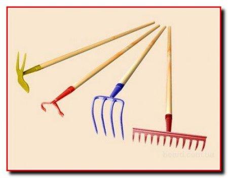 Орудия для обработки почвы
