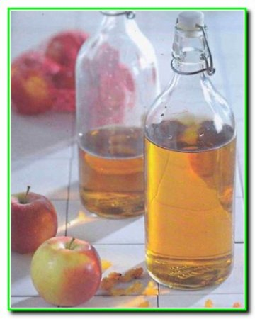 Приготовление плодового уксуса