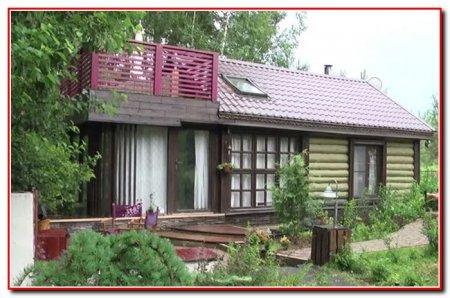 Чудо-домик на краю леса