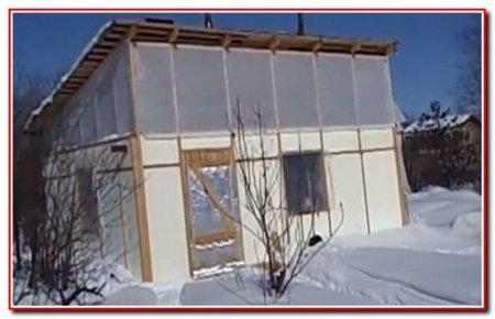 Дешевый домик